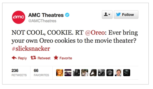 Oreo vs AMC 2